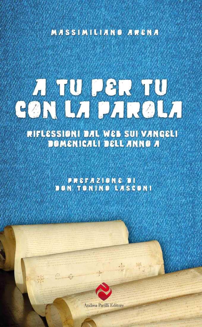 copertina A TU PER TU CON LA PAROLA